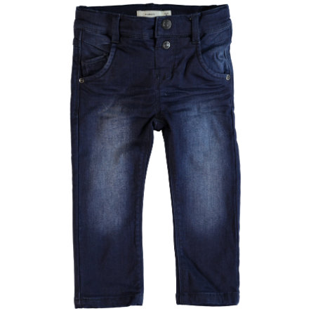 name it Boys Jeans Bandy dark blue denim