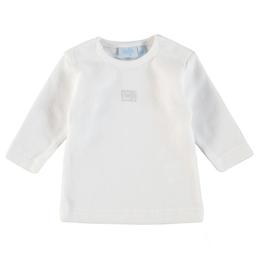 Feetje Sweat enfant blanc