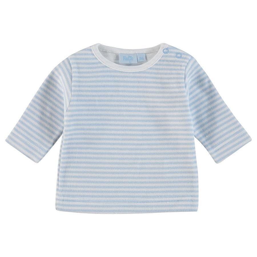 Feetje Sweat-shirt Ringel bleu