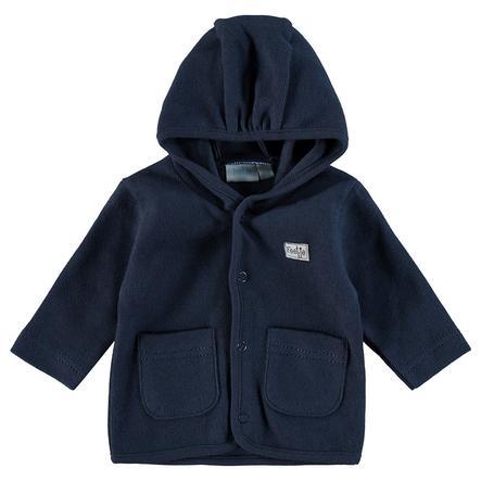 ff68755918d1f Feetje Veste enfant à capuche bleu marine