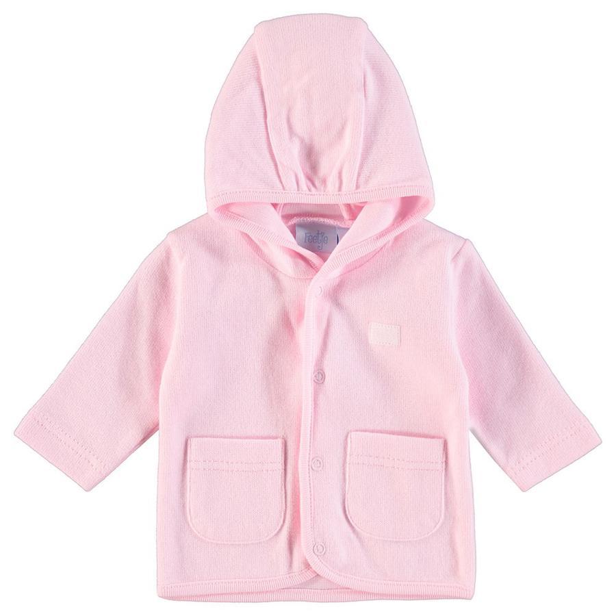 Feetje Girls Sweatjacke mit Kapuze rosa