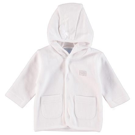 Feetje Veste enfant à capuche blanc