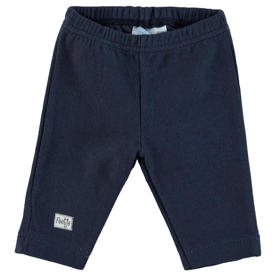 Feetje Pantalon de survêtement enfant bleu marine