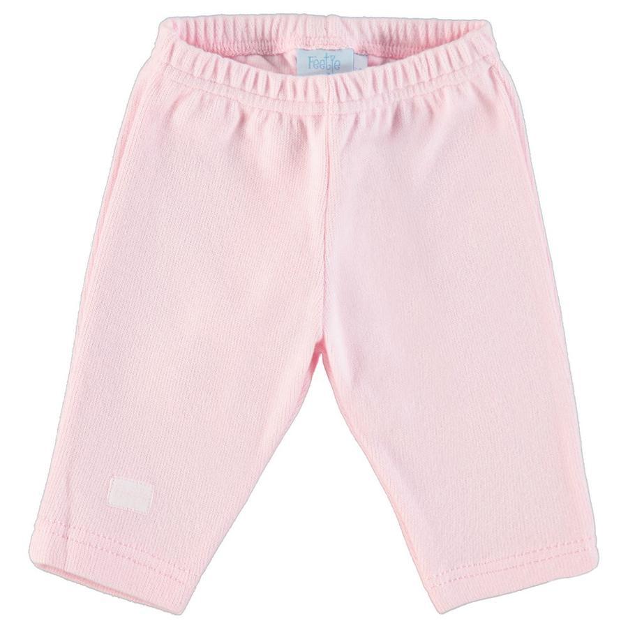 Feetje Girl s Spodnie dresowe, podstawa różowa