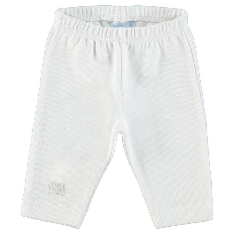 Feetje Spodnie potowe Podstawa spodni w kolorze białym