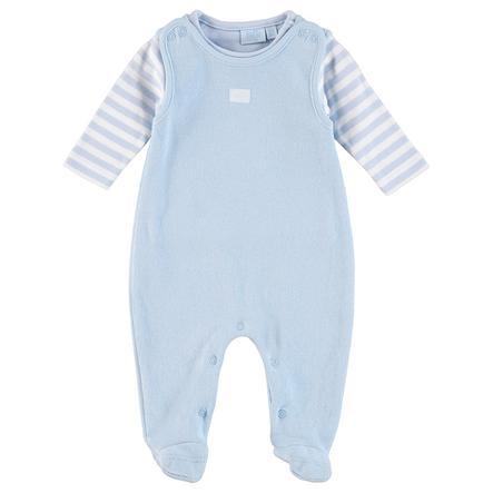 Feetje Lot grenouillère enfant bleu