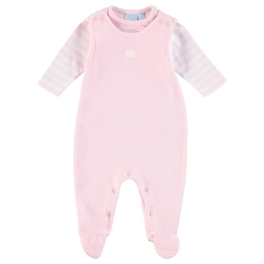 Feetje Lot grenouillère enfant rose