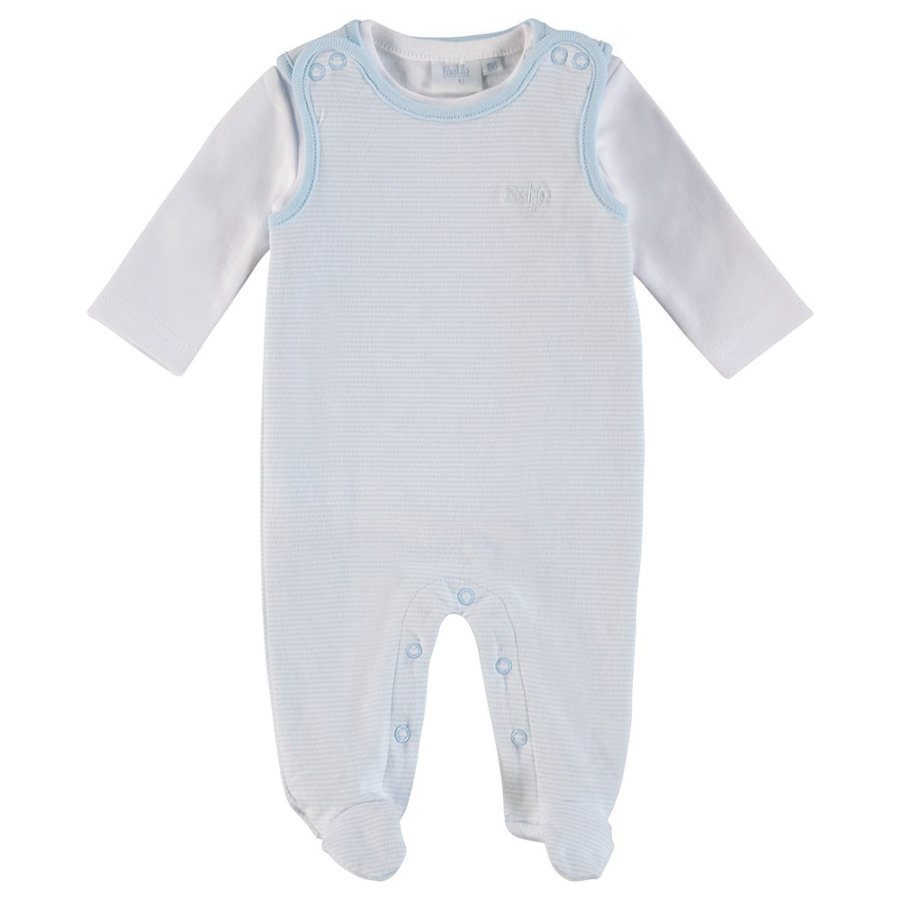 Feetje Grenouillère bébé bleu