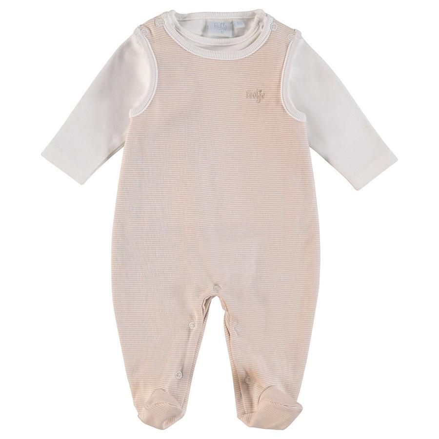Feetje Grenouillère bébé naturel