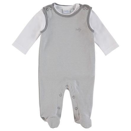 Feetje Grenouillère bébé gris