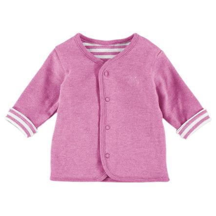 FEETJE Girls oboustranná bunda, růžová melange