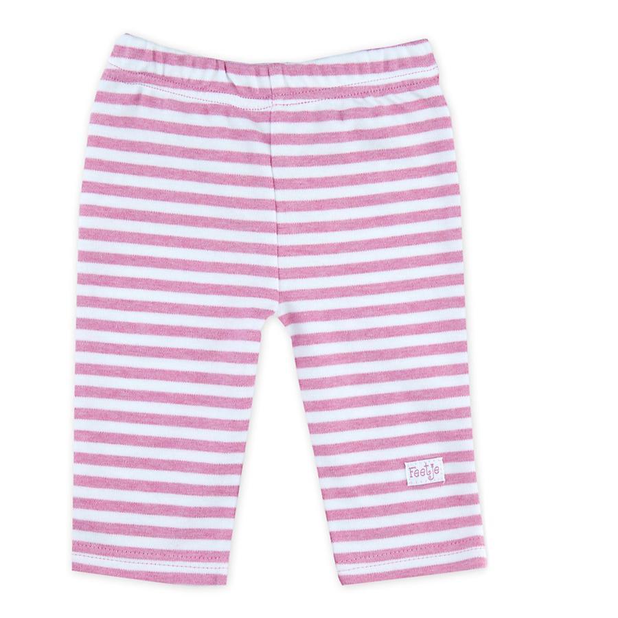 Feetje Girl s Pantalon de survêtement rose melange