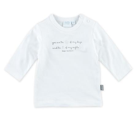 Feetje Koszula z długim rękawem Jesteś marzycielem, biały.