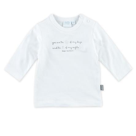 Feetje Långärmad skjorta Du är en dröm är vit