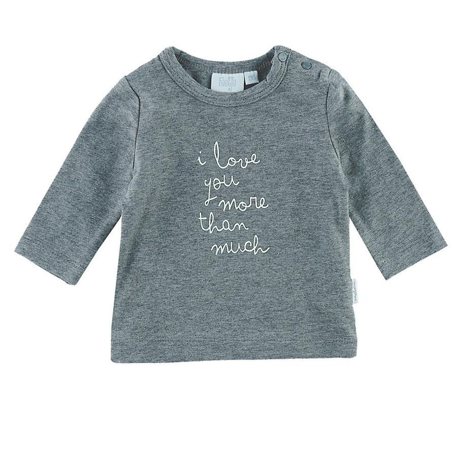 Feetje Shirt met lange mouwen Ik hou meer van je. Uil houdt meer van je dan van jou...