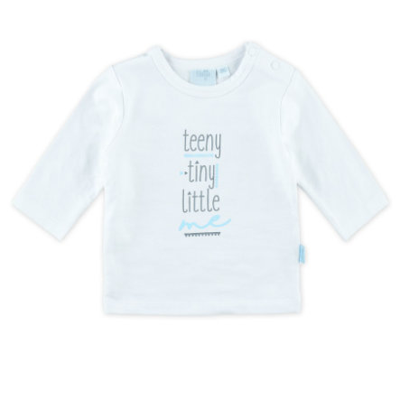 Feetje Chemise manches longues Teeny minuscule Little Me blanc