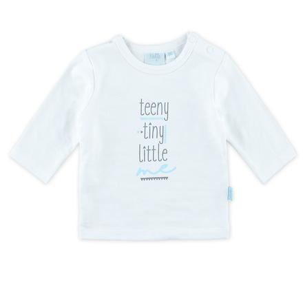 Feetje Langarmshirt Teeny tiny Little Me weiß