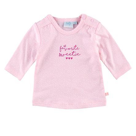 Feetje Girl s Overhemd met lange mouwen Favoriete Sweetie pink