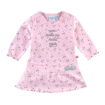 Feetje Girl Mała różowa sukienka.