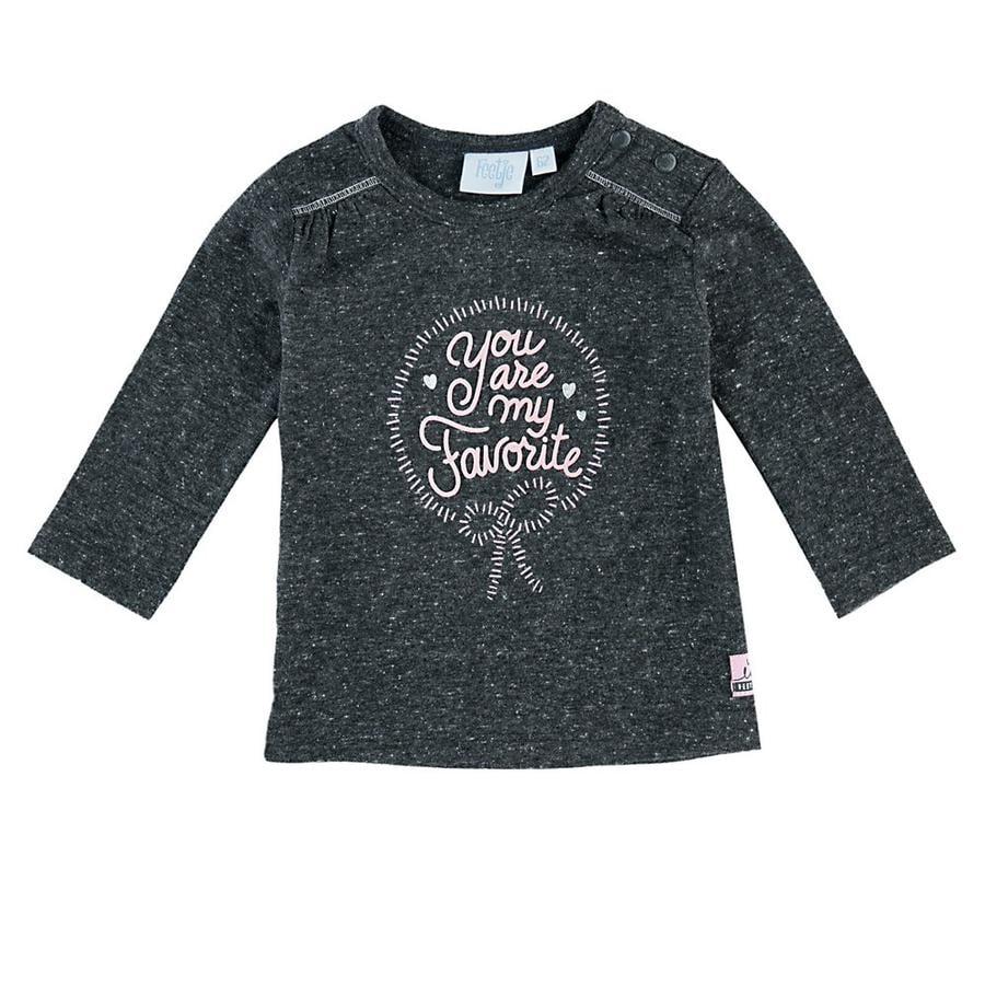 Feetje Shirt met lange mouwen Mijn favoriete Little Lovely Antra Melee