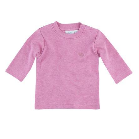 Feetje Girls Tričko s dlouhým rukávem růžová melange