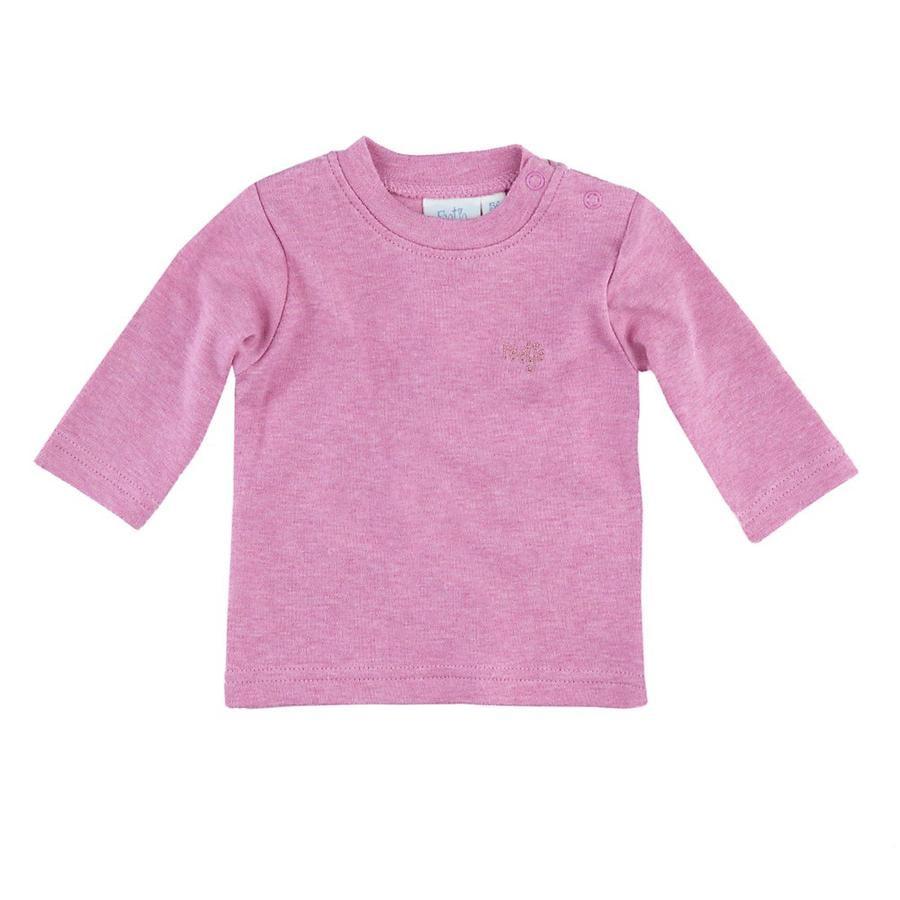 Feetje Girls Langarmshirt rosa melange