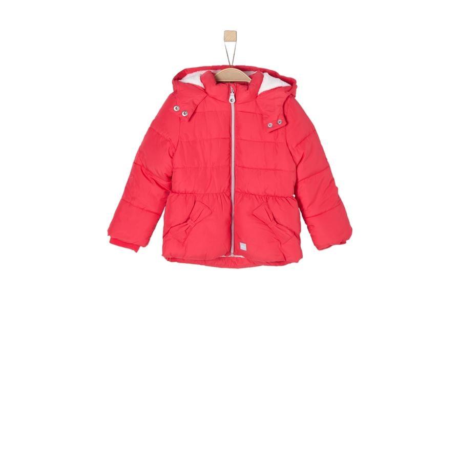 s.Oliver Girls Jacke pink