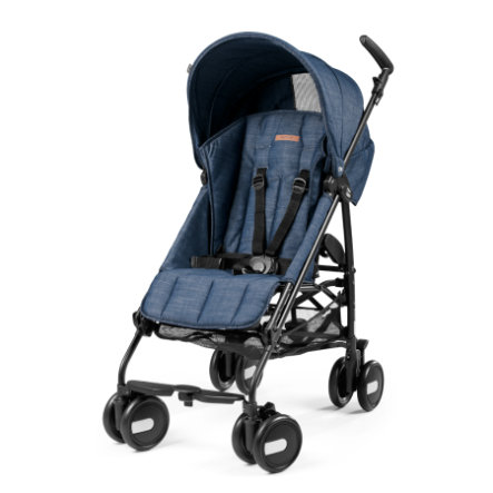 Peg-Perego Poussette-canne Pliko Mini urban denim