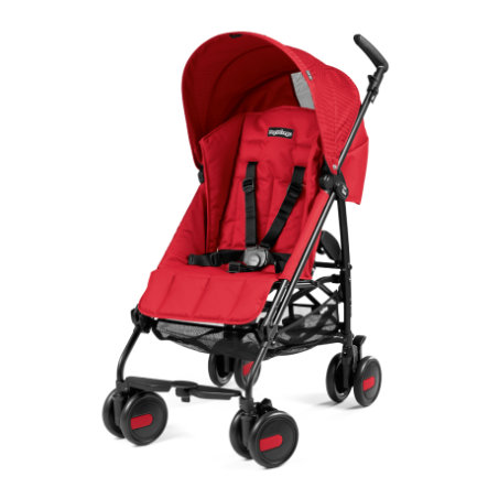 peg perego poussette canne pliko mini geo rouge. Black Bedroom Furniture Sets. Home Design Ideas