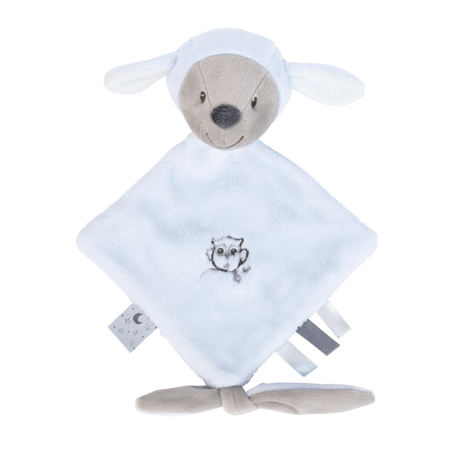 Nattou Sam & Toby - mazlící mini dečka Ovečka