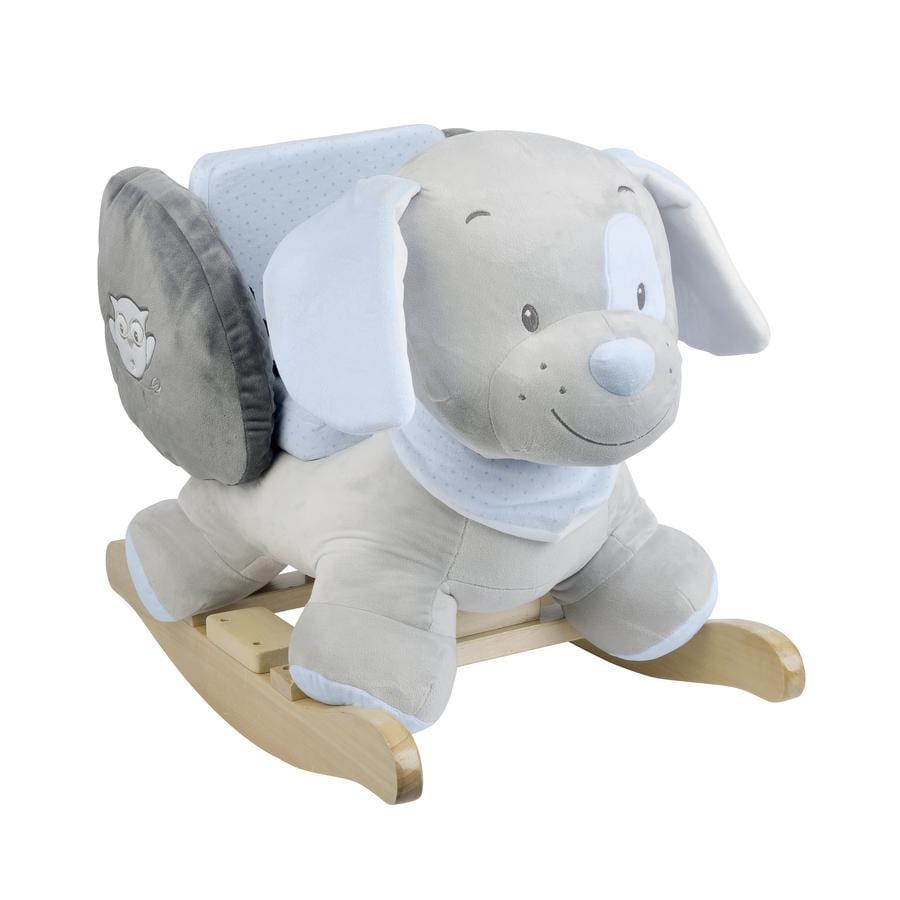 nattou animal bascule sam toby toby le chien. Black Bedroom Furniture Sets. Home Design Ideas