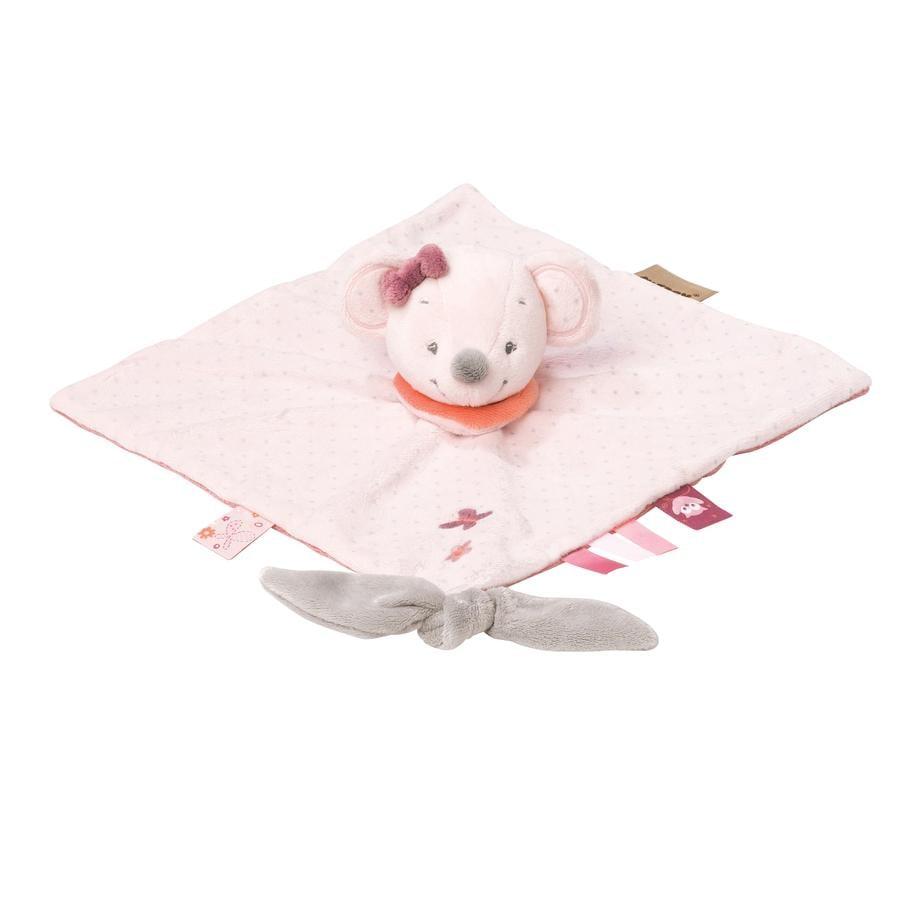 Nattou Adele & Valentine - Kuscheltuch Maus