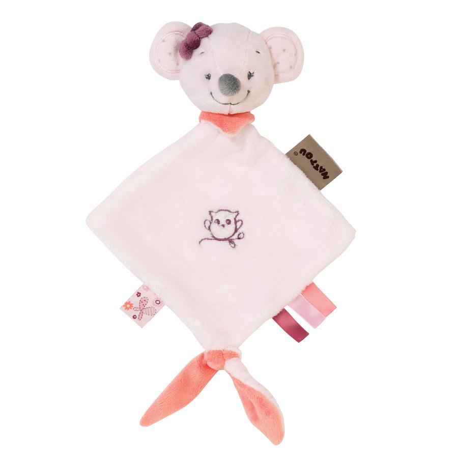 Nattou Adèle & Valentine - Mini Doudou Souris