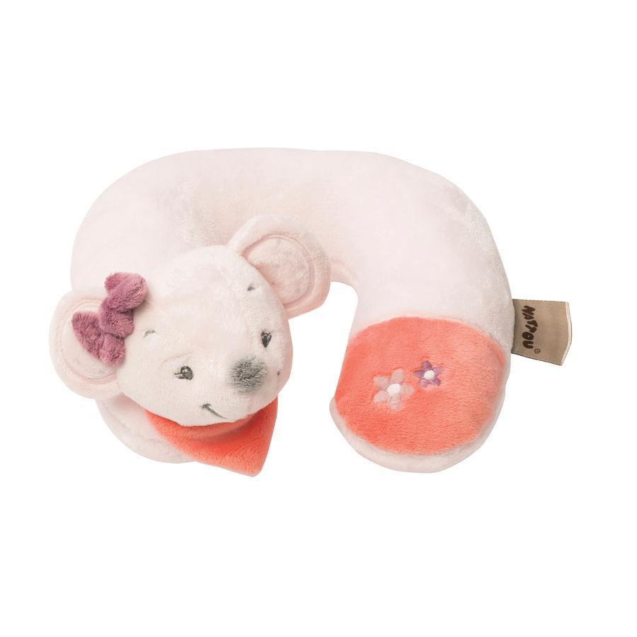 Nattou Adele & Valentine - Nákrčník +0m myška