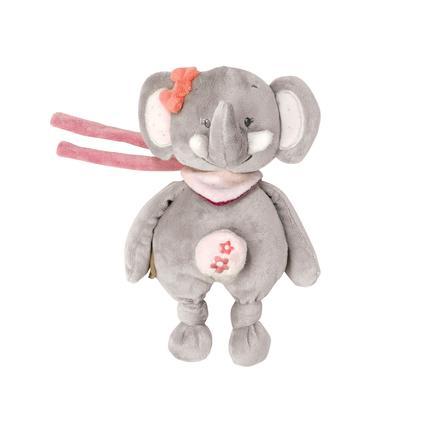Nattou Adele & Valentine - Mini-Spieluhr Elefant