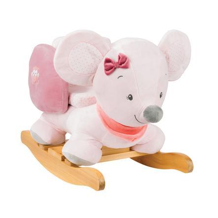 Nattou Adele & Valentine - Houpací zvířátko Myš