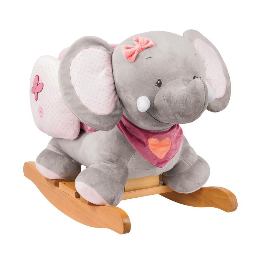 Nattou Adele & Valentine - Gyngedyr Elefant