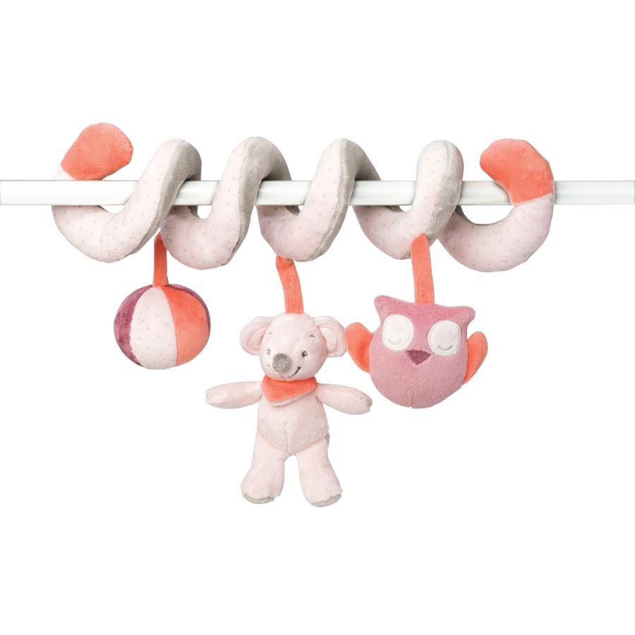 Nattou Adèle & Valentine - Spirale de jeu Éléphant