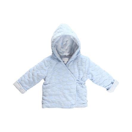 noukie´s veste sweat bleu clair