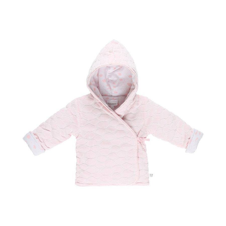noukie´s Girls Sweatjacke light pink