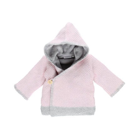 noukie´s Girls Jacke Cocon rose and grey