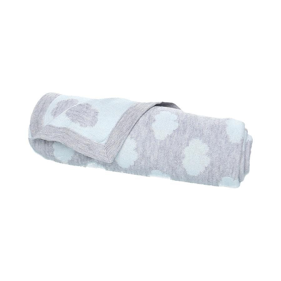 noukie Girl 's omkeerbare deken Cocon roos