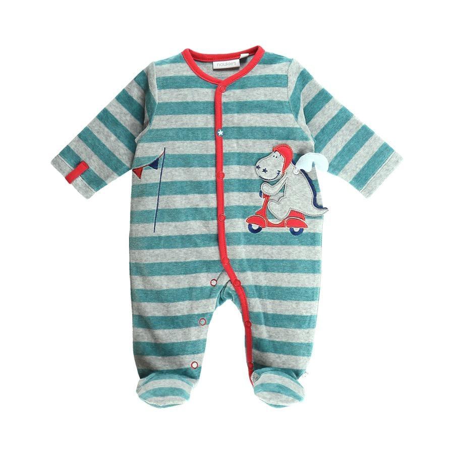 nBoys oukie´s pyjama pyjama rayures monobloc