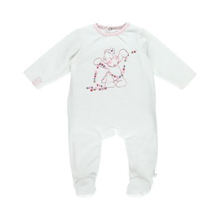 nBoys oukie´s Pyjama 1 pièce blanc