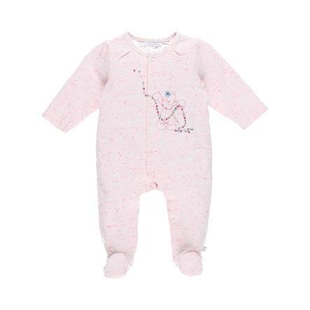 nGirl oukie´s s Pyjama 1 pièce blanc/rose