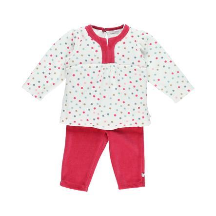 noukie´s Boys pijama 2 piezas fushia blanco