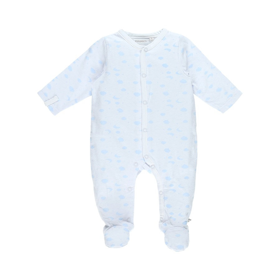 nGirl oukie´s s pijama 1 pieza azul claro