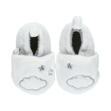 noukie's Crawling Shoes white