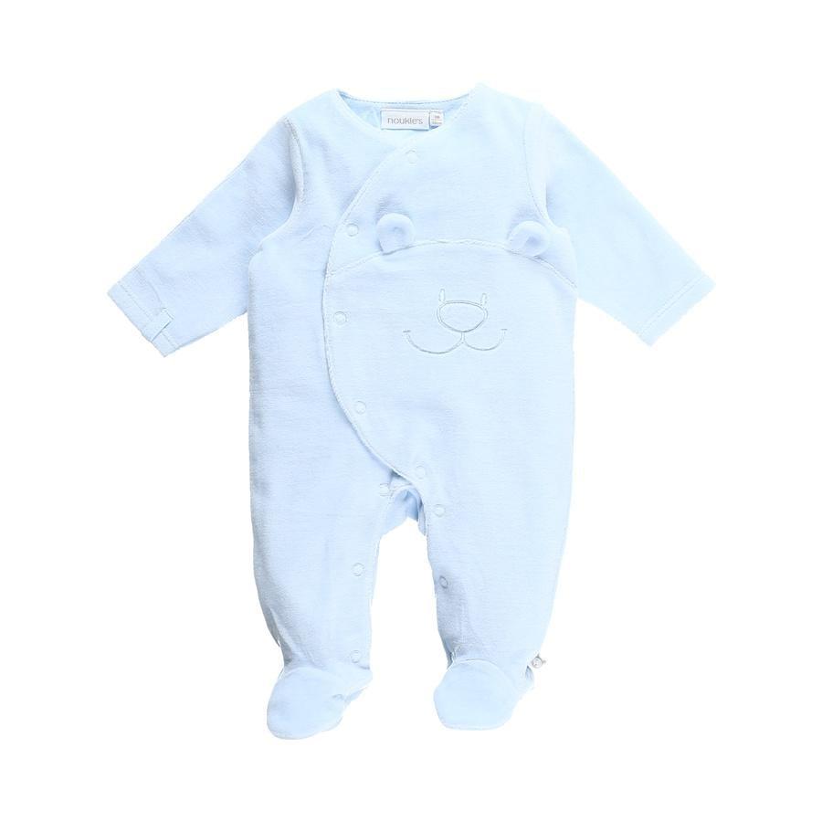 noukie's Pyjamas 1-delat ljusblått