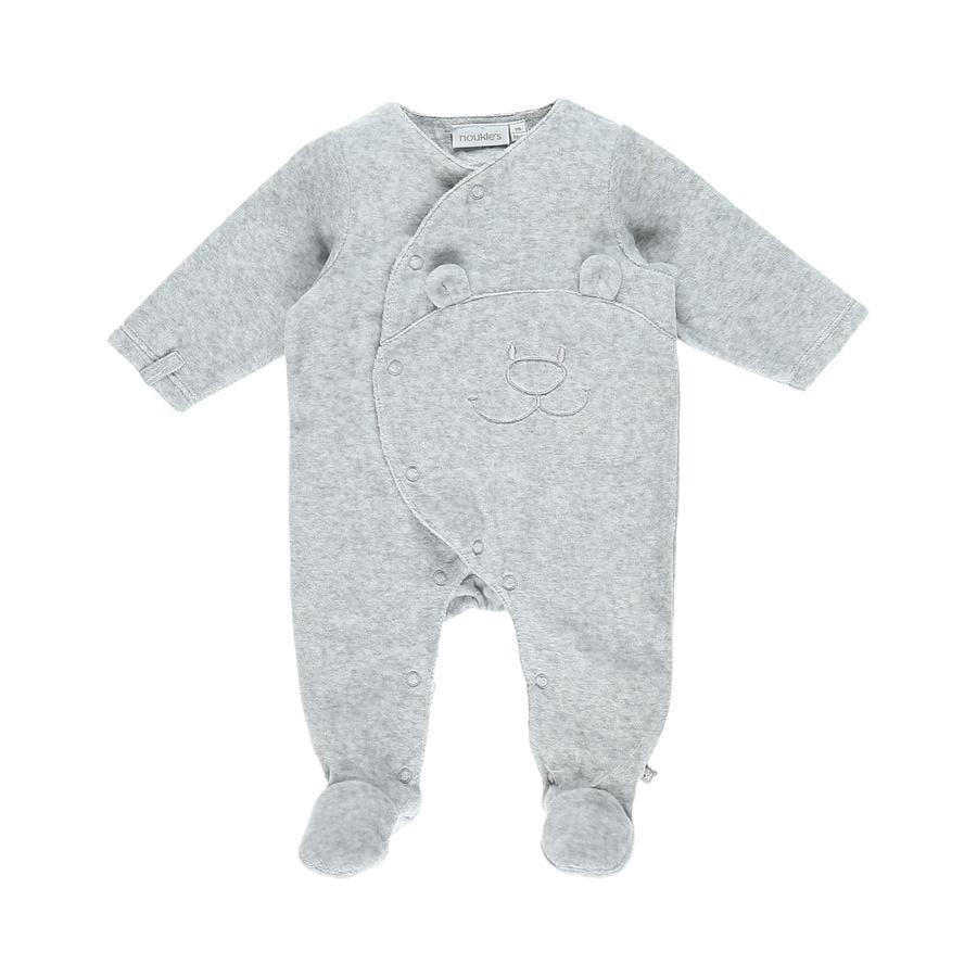 noukie´s Boys Schlafanzug 1-tlg. marl grey